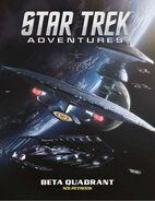 Star Trek Adventures - Beta Quadrant cover