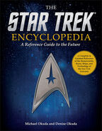 Star Trek Encyclopedia, 4th edition cover