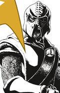 Countdown to darkness, couverture klingon ébauche