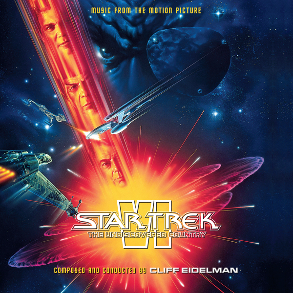 Star Trek VI: The Undiscovered Country (Expanded Edition)
