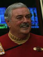 Montgomery Scott an Bord der Enterprise-B 2293