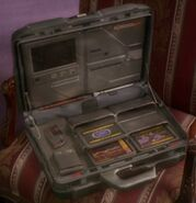 PADD suitcase