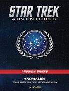 Star Trek Adventures - Anomalies