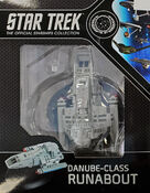 Star Trek Official Starships Collection Danube-Class Runabout repack 17
