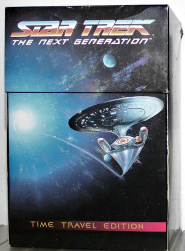 Star Trek: The Next Generation - Time Travel Edition