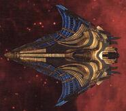 Eaglemoss Klingon Sech Class