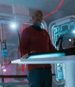 ...as Ensign Froman