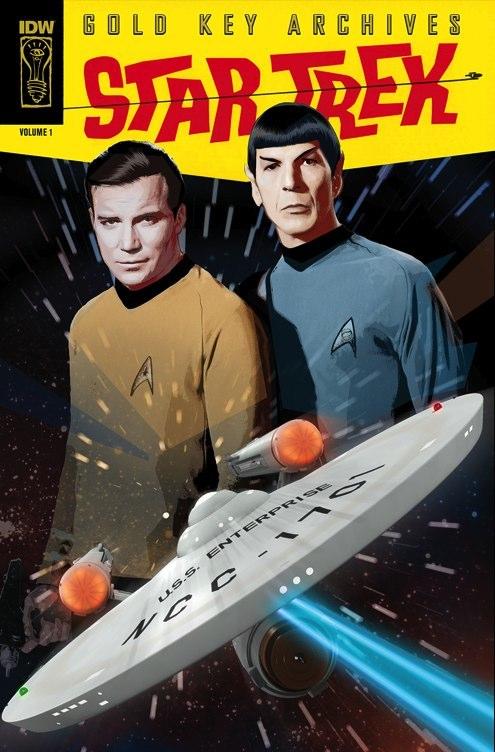 Star Trek: Gold Key Archives Volume 1