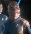 Tellarite Admiral, 2257