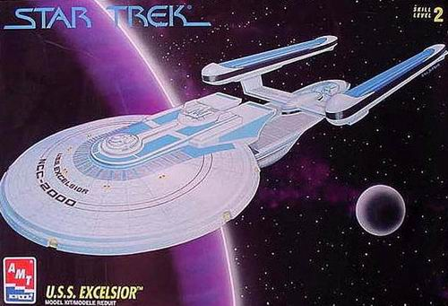 AMT Model kit 6630 USS Excelsior 1994.jpg