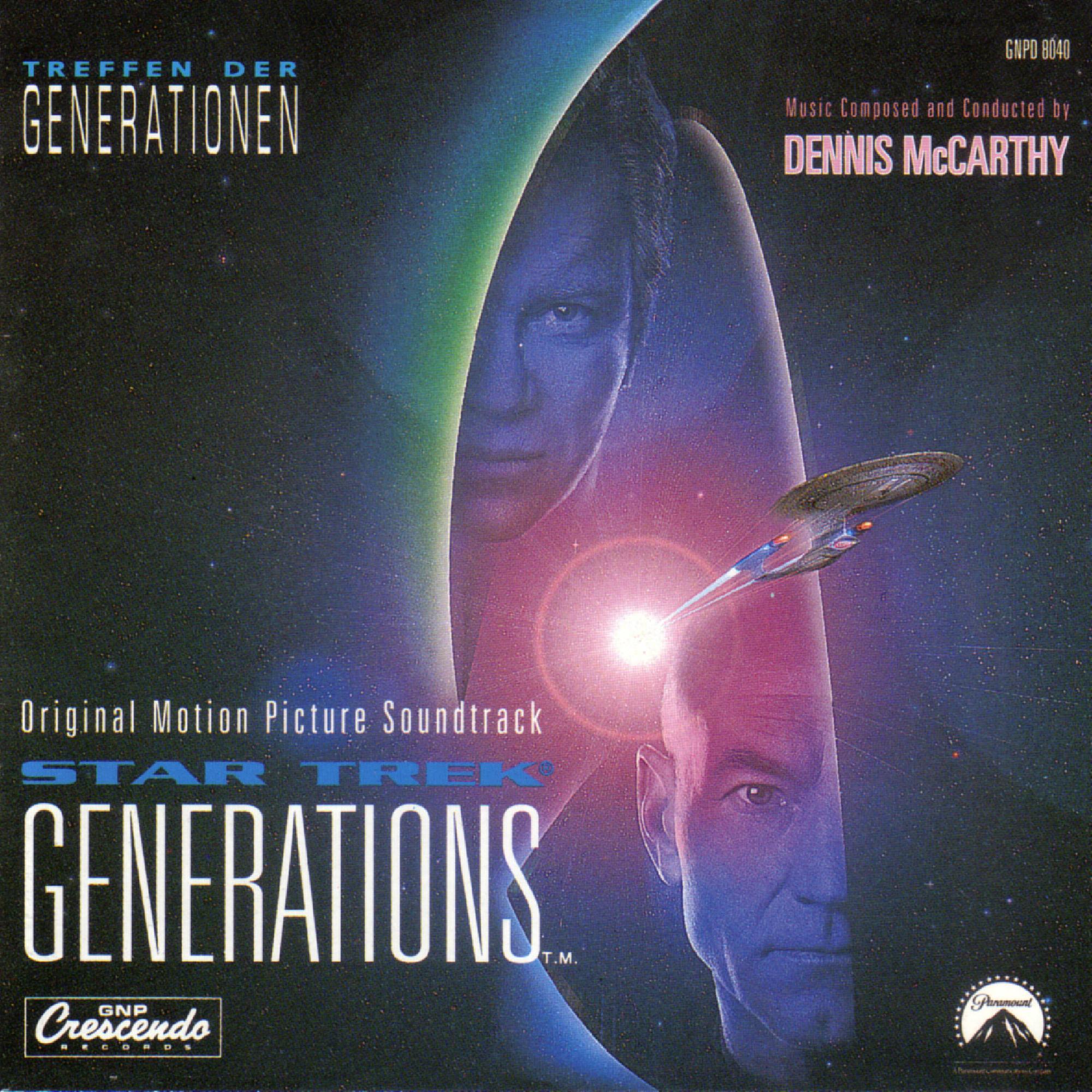 Star Trek: Generations (Soundtrack)