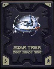 DS9 DVD-Box Staffel 5