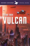 Hidden Universe Travel Guide Vulcan cover