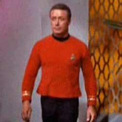 Personnel inconnu de Starfleet (23ème siècle)