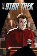 Star Trek - The Official Motion Picture Adaptation issue 3 cover