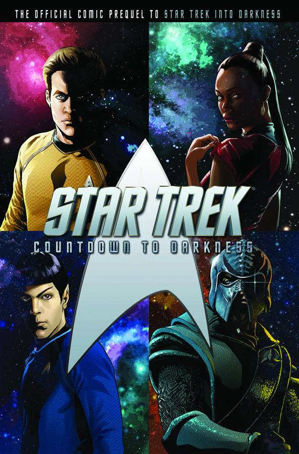 Star Trek: Countdown to Darkness (omnibus)