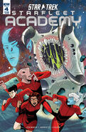 Star Trek Starfleet Academy, issue 4