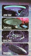 Star Trek The Premiere Episodes VHS