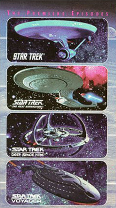 Star Trek - The Premiere Episodes