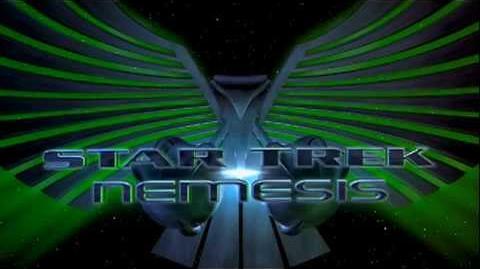 """""""Star Trek Nemesis (2002)"""" Teaser Trailer"""