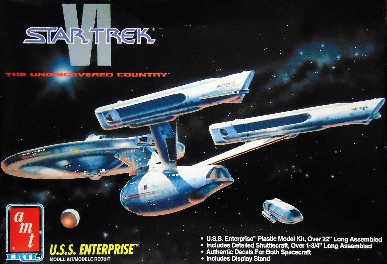 AMT Model kit 8617 USS Enterprise 1992.jpg