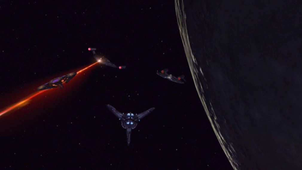 Battle of Ceti Alpha V