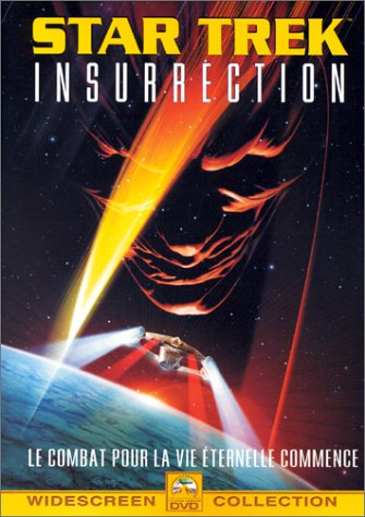 Star Trek: Insurrection (DVD)