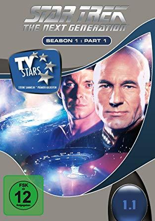 TNG DVD-Box Staffel 1.1