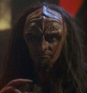 Klingon council member 5, 2151