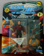 Playmates 1994 Wesley Crusher
