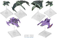 Star Trek Attack Wing Faction Packs promo