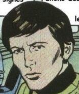 Pavel Chekov, Gold Key comics