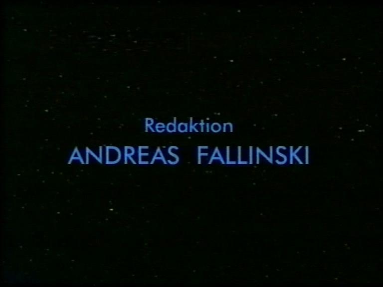 Andreas Fallinski