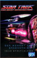 VHS-Cover TNG Der Moment der Erkenntnis