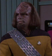 Worf, Picard delta one