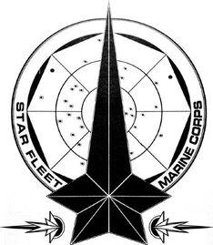 Starfleet Marine Corps logo