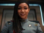 Michael Burnham, Captain, 3189