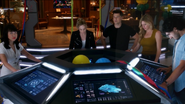 Legends (Earth-Prime) team meeting