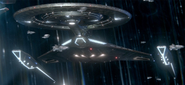 USS Discovery refit