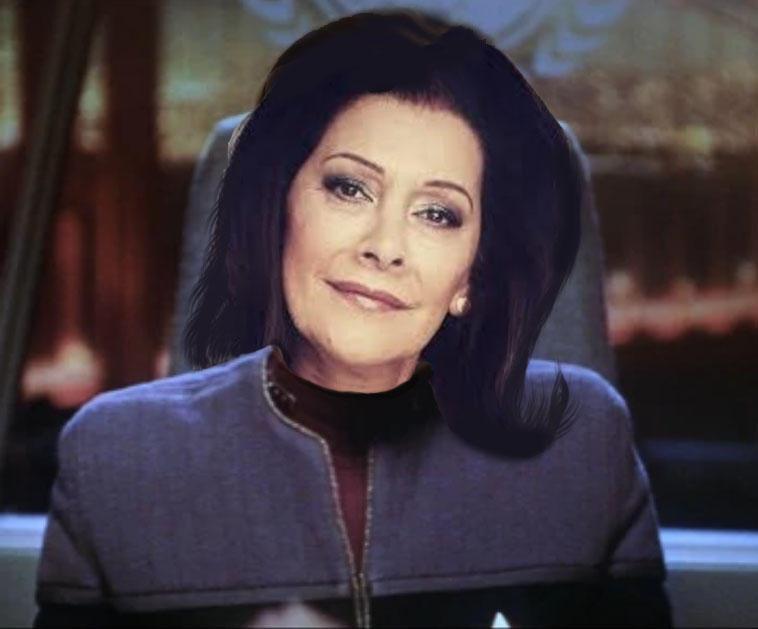 Deanna Troi (alternate timeline)