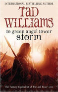 Reissue cover green angel storm