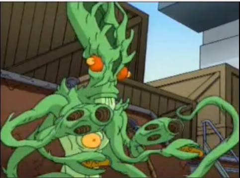 Criminal Plant Aliens