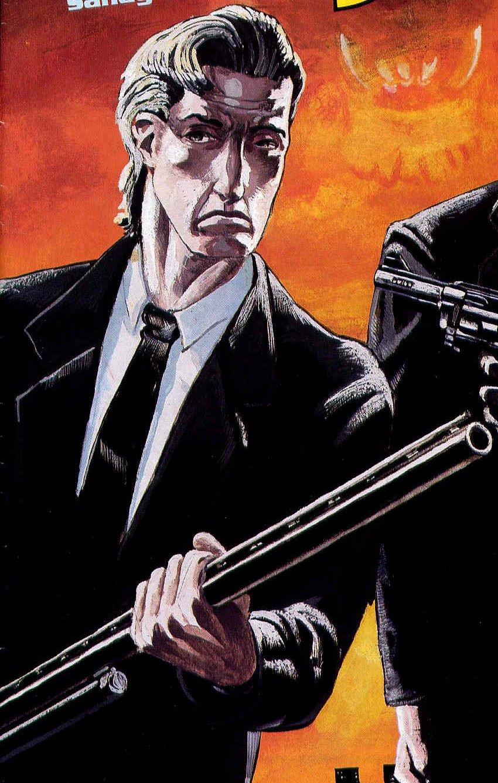 Agent J (comics)