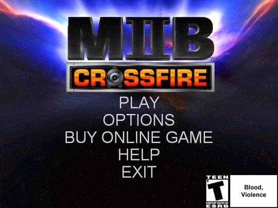 Men in Black II: Crossfire