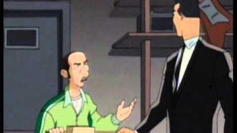 Men in black the series S3E09 - The Out to Pasture Syndrome