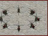 旋翼飞行兵