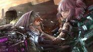 Yunru and Libra