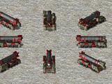 V2火箭发射车