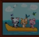 Bannana boat thingy
