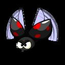Ladybug-black